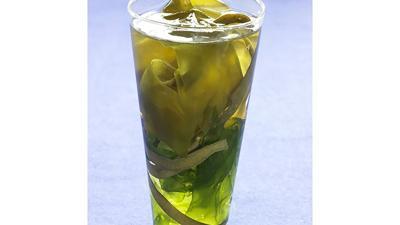 seaweed drink
