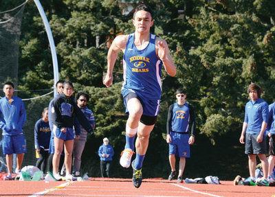 Kodiak boys in hunt for state track title