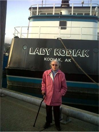 Lottie Stanton née Herz of Kodiak