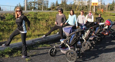 Fitness for moms and their babies