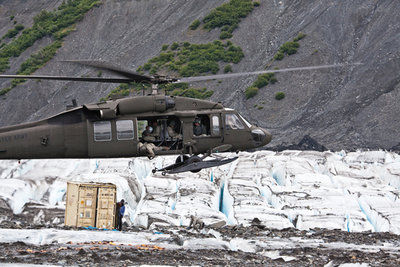 Alaska Science Forum: Recovering wreckage from 60 year-old crash site