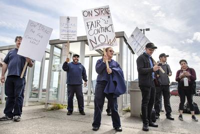 Alaska Ferries-Labor Dispute