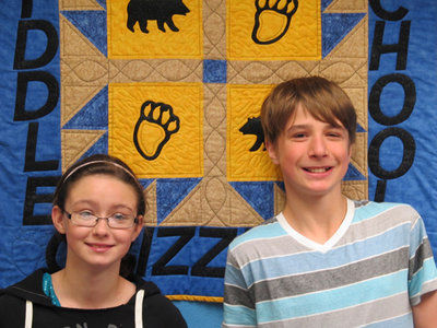 KMS Rotary Students for September 2012
