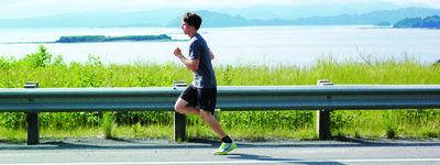 Salus, Rohrer win 10K fun run