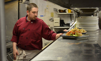 Chef Gil Turturici heads north to compete in Alaska seafood cookoff