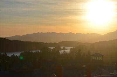 solistice sunset