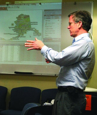 Sound off on redistricting plans Friday