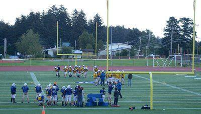 New playing surface finally gives Kodiak a home