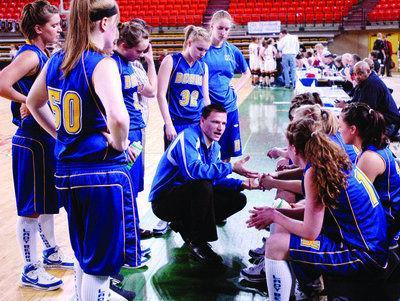 Larsen resigns as KHS girls basketball coach