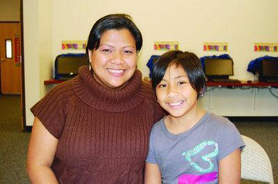 Jennifer Cubangbang never tires of learning