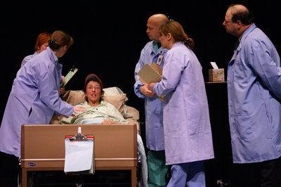 'Wit' is a witty, funny and heartfelt play