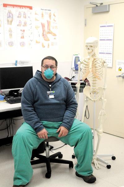 Orthopedic surgeon joins hospital staff