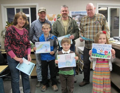 Soil and water district announces poster winners