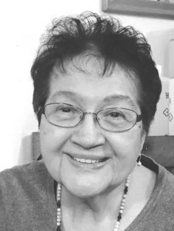 Lucinda 'Cindy' Joyce Squartsoff Wolkoff formerly of Kodiak