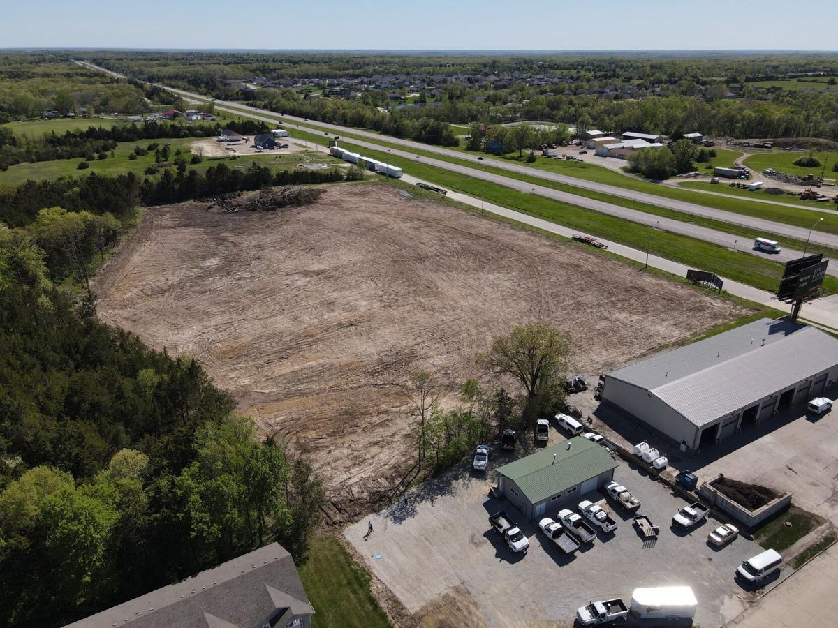 Future site of Ranken Technical College in Ashland