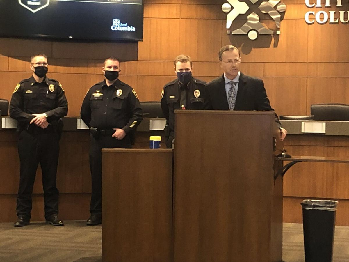 CPD press conference