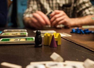 Special style of board games getting more popular