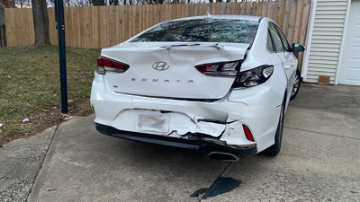 Road rage incident in west Columbia