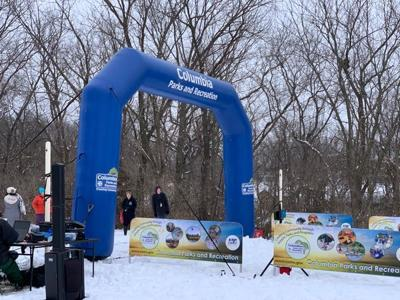 7th annual ROC trail run in Columbia