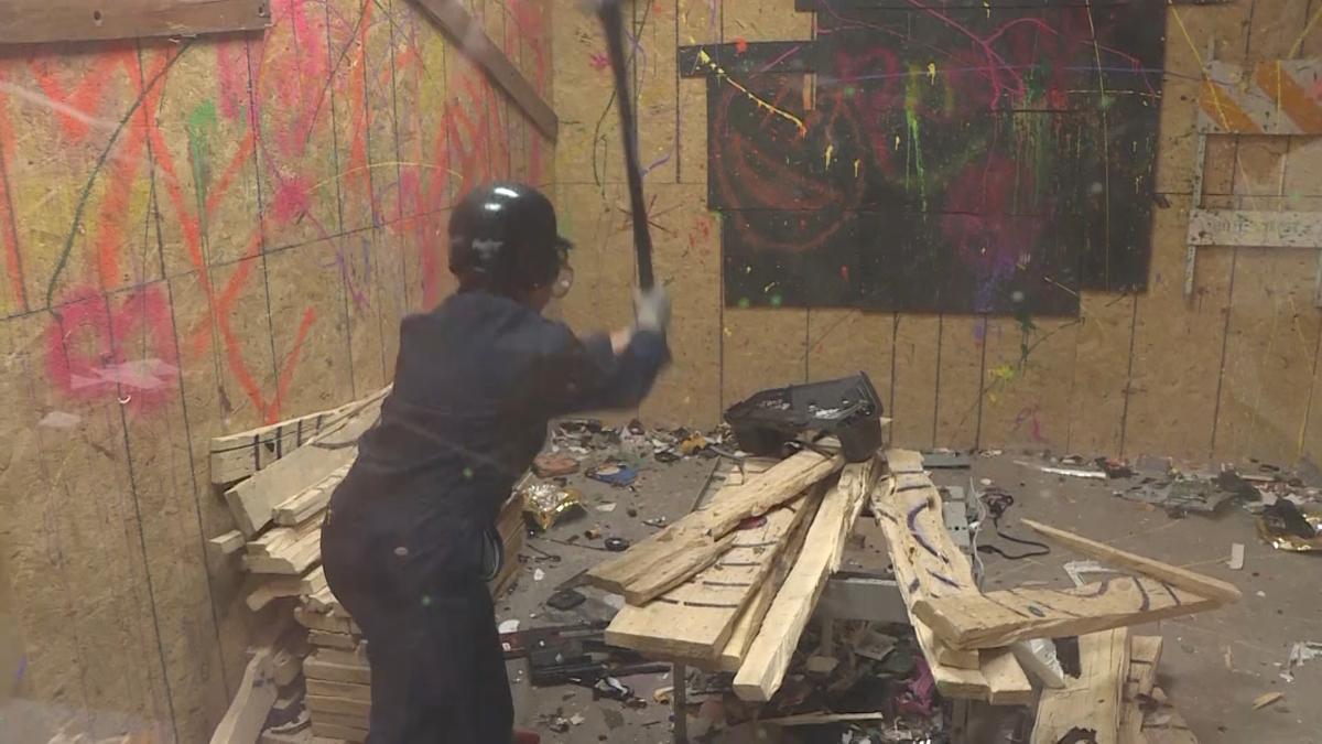 Columbia Smash Rage Room