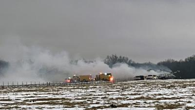 Barn fire in Boone County results in animal losses