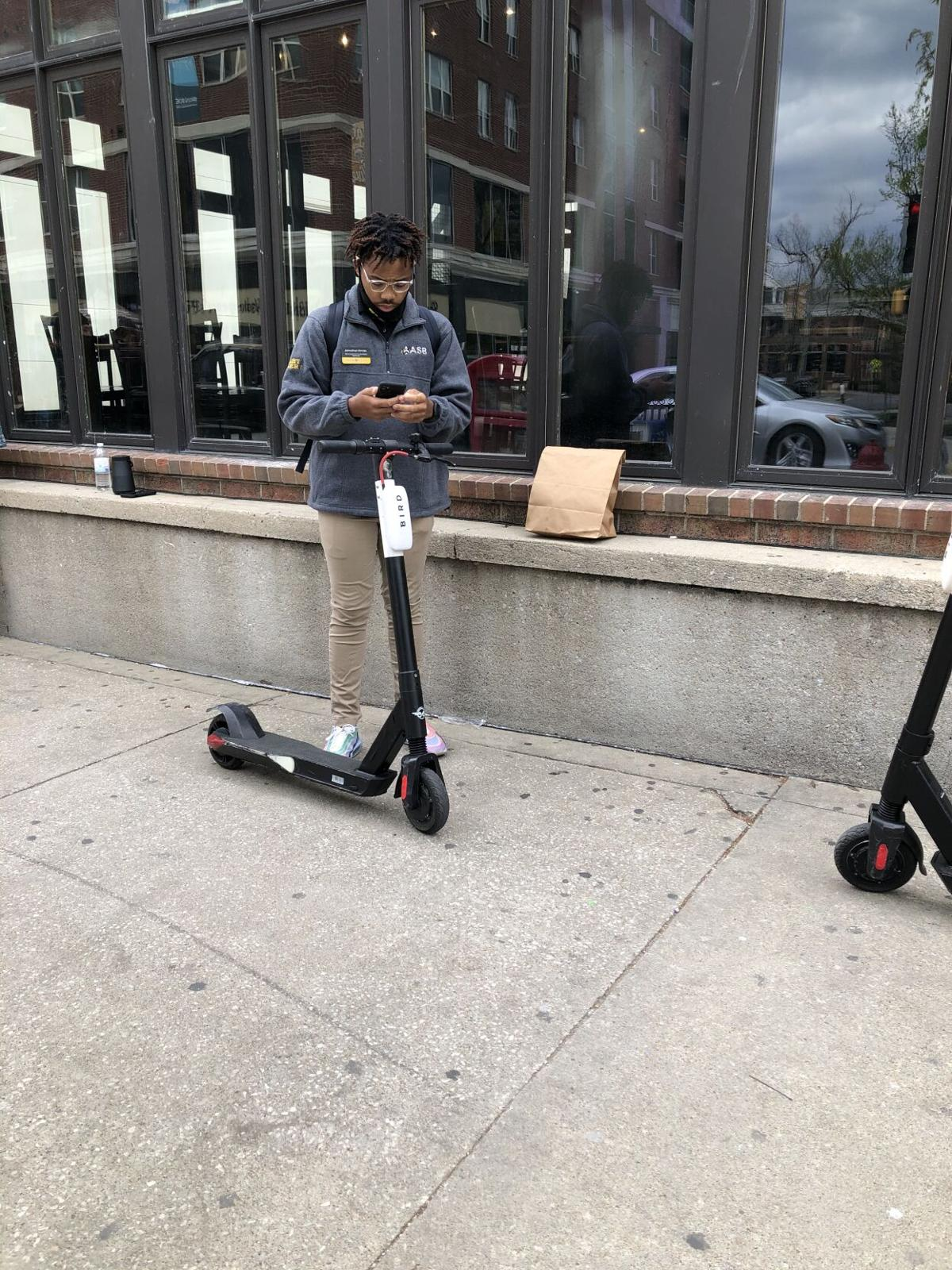 Bird Scooters' return may impact businesses