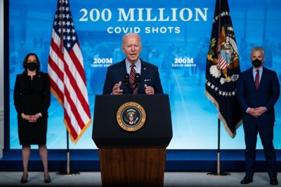 Biden announces US will aim to cut carbon emissions by as much as 52% by 2030 at virtual climate summit
