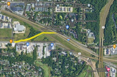 MoDOT considering removal of I-70 Business Loop exit ramp