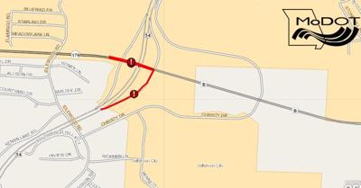 Jefferson City woman dies after crash on Route 179 overpass