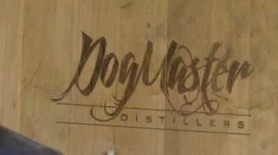 Sanitizer business is booming for DogMaster Distillery