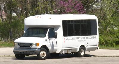 City of Refuge's new bus