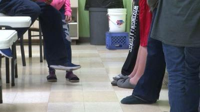 Columbia shelter prepares for cold weather
