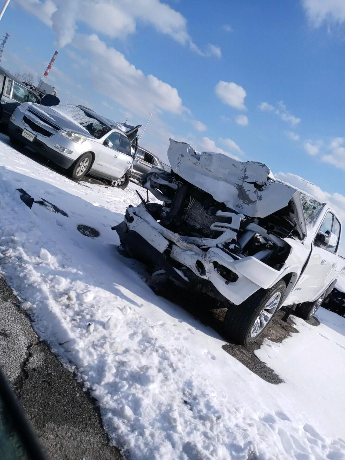 Britt Reid Car Crash Photo 1