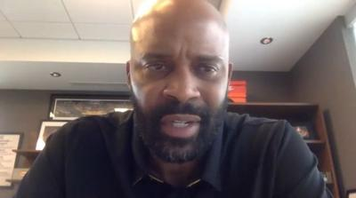 MU basketball coach reacts to NCAA allowing social justice patches