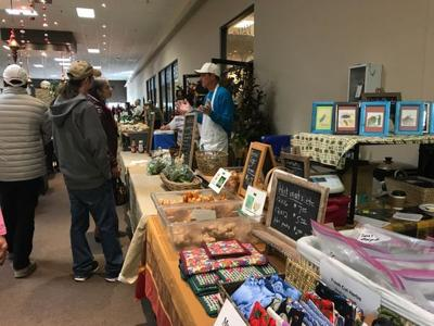 Winter Farmers Market opening day