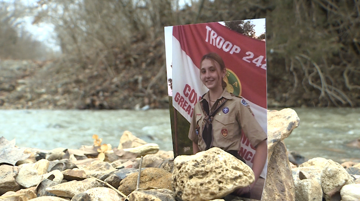 Sophie Froese earns Eagle Scout rank