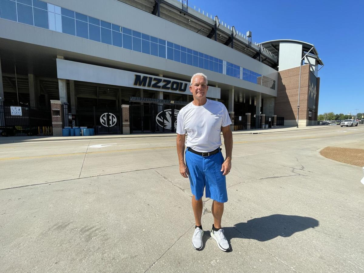 Former Mizzou defensive coordinator Dave Steckel