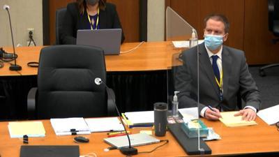 Use-of-force expert for defense says Derek Chauvin was justified in kneeling on George Floyd