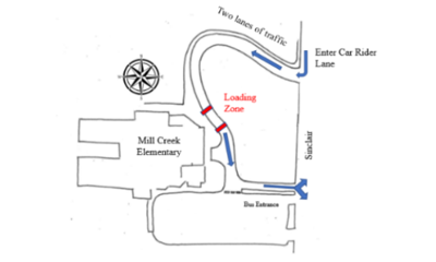 Mill Creek traffic backups continues after start of summer school