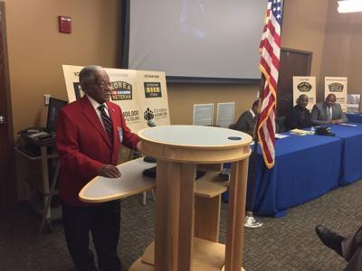 Tuskegee Airman talks about discrimination military segregation