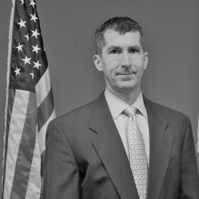 Donald Kauerauf, new state health director