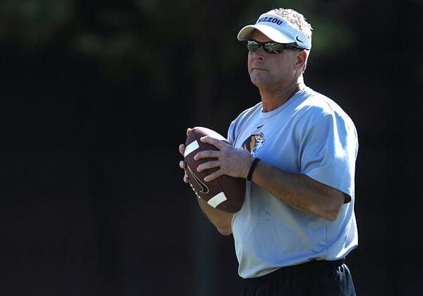 MU Football Team Rallies Around Coach Steckel