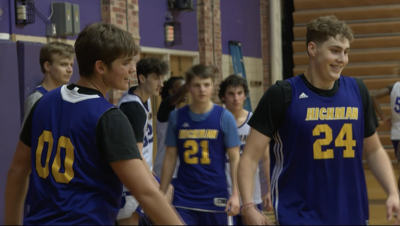 Hickman basketball prepares for season during pandemic