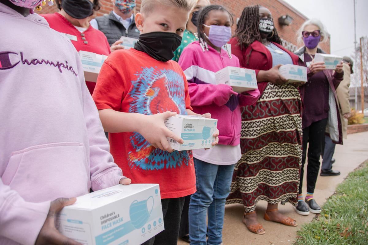 CPS Mask Donation 2