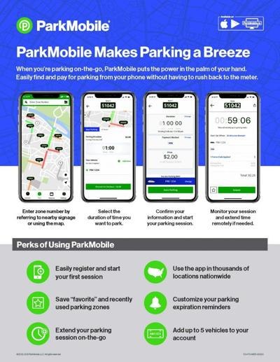 Park Mobile app