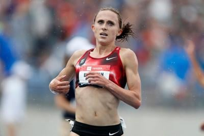 Olympic hopes appear to dim for US runner Shelby Houlihan who blames pork in burrito for a 4-year doping ban