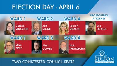 Fulton City Council, attorney candidates