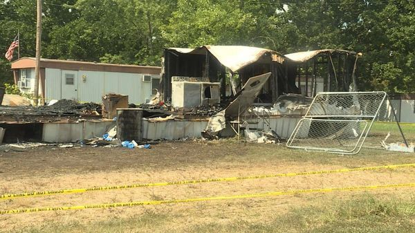 Missouri man charged in deaths of mother, daughter in fire