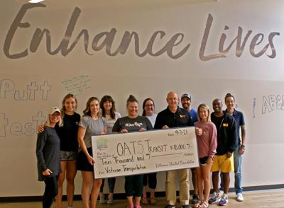 OATS receives grant from Veterans United Foundation