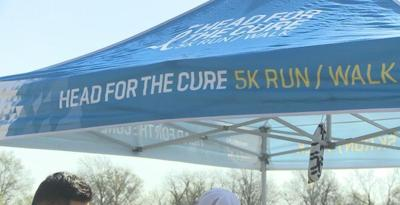 Head for the Cure hosts 19 year brain tumor survivor